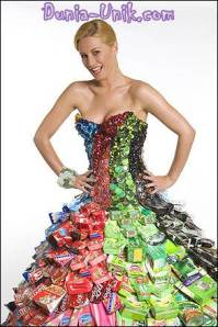 plastic dress (1)